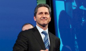Liberty Global CEO, Mike Fries.