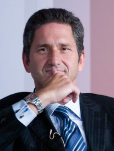 Liberty Global CEO Mike Fries