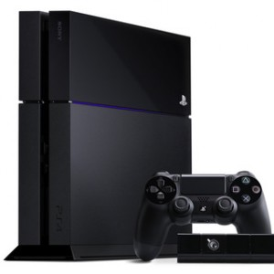 Sony's PS4 game console