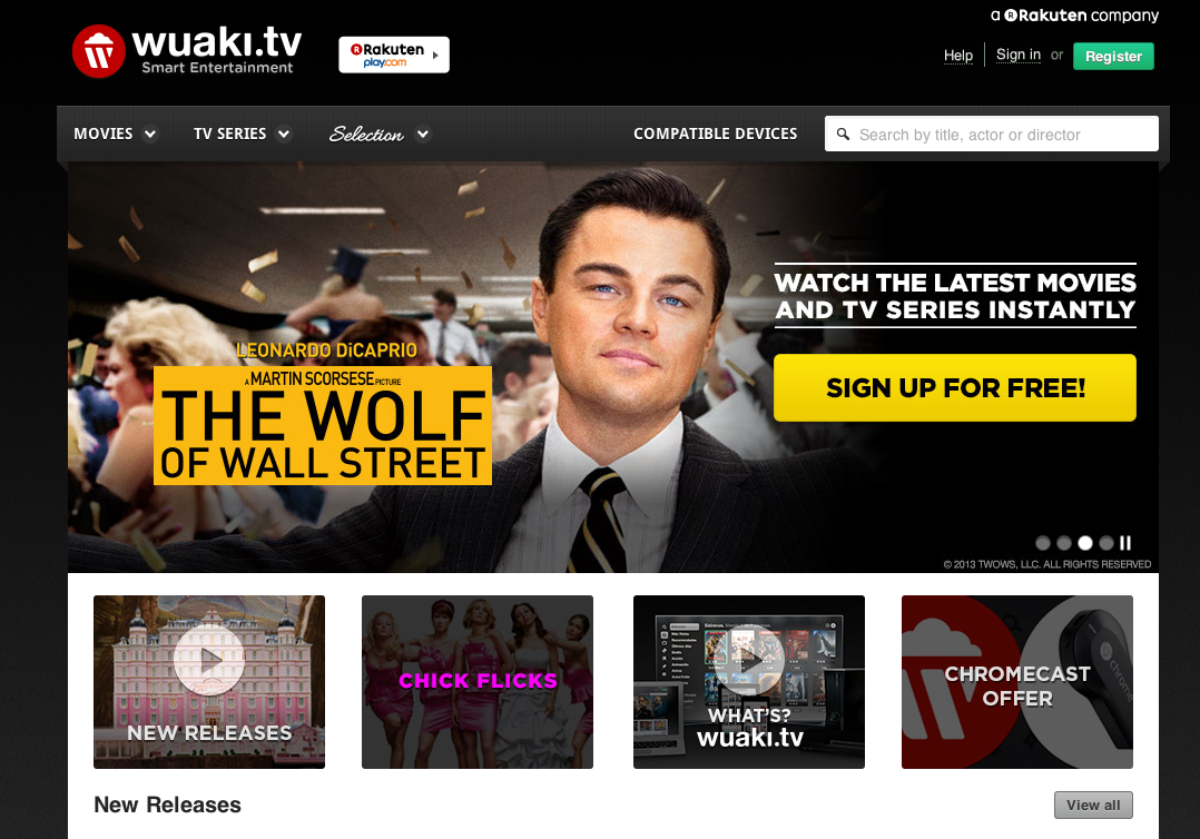 Launches in france digital tv europe - Guillaume et les garcons a table streaming ...