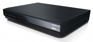 The Humax HDR-1800T DVR
