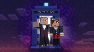 Doctor Who - Minecraft