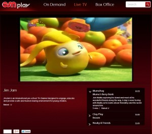 OSN Play - Jim Jam