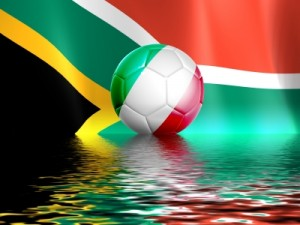 South African football 2010