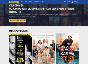 Blockbuster Denmark