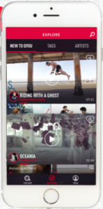 TheQYou mobile app