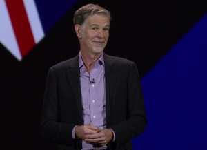 Reed Hastings at CES 2016