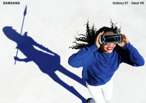 samsung lifesstyle Galaxy warrior vr virtual reality