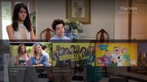 A preview of Hulu's live TV offering