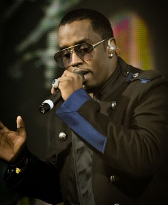 Bad boy for life Sean Combs
