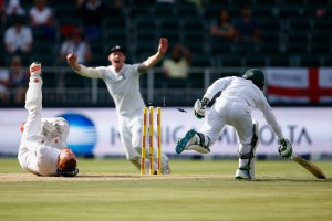 South Africa v England - Third Test: Day One