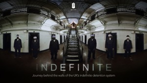 VR City's second immersive doc, Indefinite, looks at the UK's detention of immigrants.
