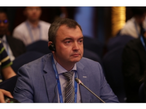 Pavel Pautov at the Chinese summit
