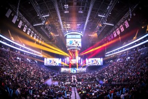 ESL One New York, one of ESL's many global events