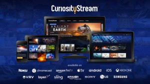 CuriosityStream - New Partners