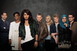 ABC series Quantico: higher-rated shows deliver higher ROI