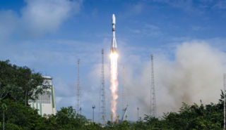 SES-15 takes to the air