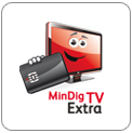 MinDigTV Extra keret