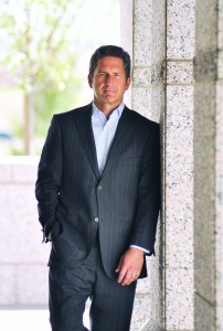 Mike Fries, President and CEO of Liberty Global.Photo by Kathleen Lavine4/11