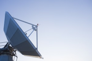 Eutelsat's Rambouillet Teleport near Paris