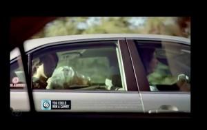 Shazam Toyota ITV Advert