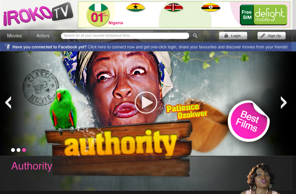 Africa's iRokotv passes half million registered users in six months