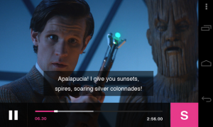 iPlayer Android app