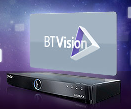 BT Vision YouView box