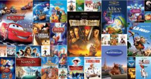 Disney On Demand on Canalplay Infinity