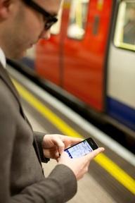 Virgin Media WiFi on London Underground