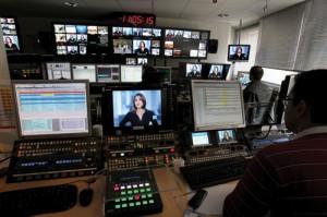 France24 newsroom
