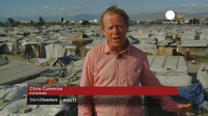 Euronews' Silent Disasters in Haiti.
