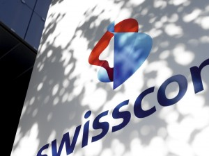 Swisscom sign