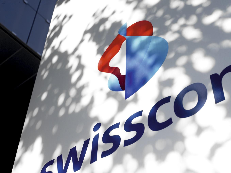 Swisscom sign