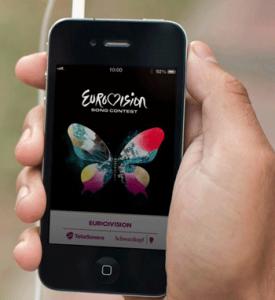 Eurovision app