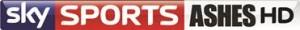 Sky Sports Ashes Logo