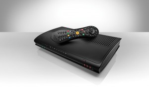TiVo Box and Remote