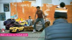 4oD Vauxhall Adapt ad