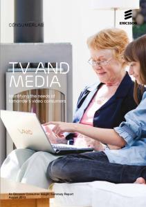 Ericsson Consumerlab report
