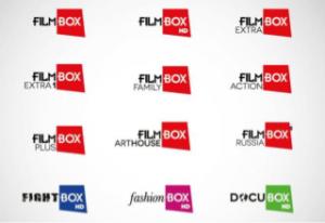 Filmbox logos
