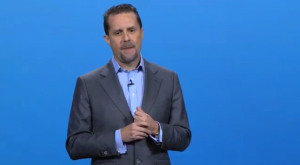 Andrew House, president and group CEO, Sony Computer Entertainment