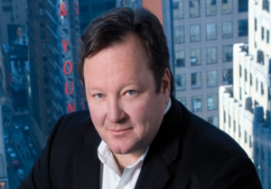 Viacom president and CEO Bob Bakish