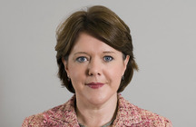 UK culture secretary, Maria Miller