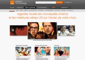 Orange France VOD