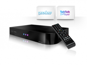 TalkTalk's YouView box