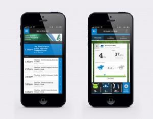 Channel 4's Horse Tracker app uses Civolution's watermarking technology.