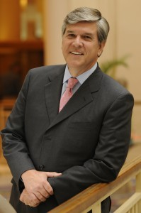 NAB president and CEO, Gordon Smith