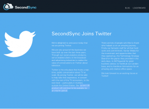 SecondSync-Twitter