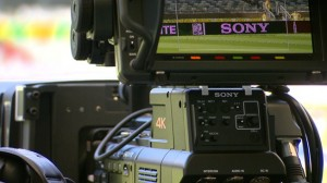 Sony 4K world cup