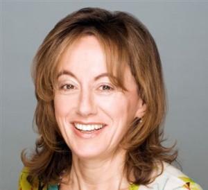 Shine International CEO, Nadine Nohr.